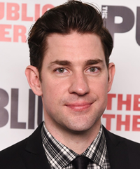 Book John Krasinski for your next corporate event, function, or private party.