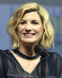 Book Jodie Whittaker for your next corporate event, function, or private party.