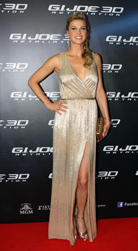 Book Adrianne Palicki for your next corporate event, function, or private party.