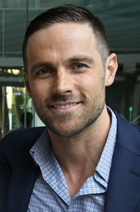 Book Dylan Bruce for your next corporate event, function, or private party.