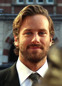 Book Armie Hammer for your next corporate event, function, or private party.