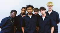 Book Brockhampton for your next corporate event, function, or private party.