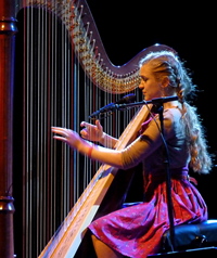 Book Joanna Newsom for your next corporate event, function, or private party.