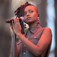 Book Kelela for your next corporate event, function, or private party.