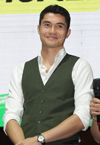 Book Henry Golding for your next corporate event, function, or private party.