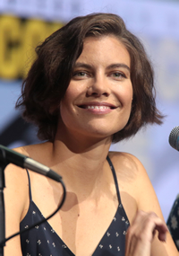 Book Lauren Cohan for your next corporate event, function, or private party.