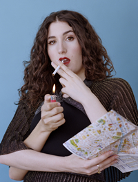 Book Kate Berlant for your next corporate event, function, or private party.