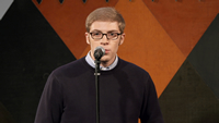 Book Joe Pera for your next corporate event, function, or private party.