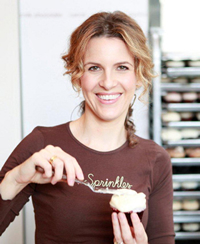 Book Candace Nelson for your next corporate event, function, or private party.