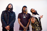 Book Flatbush Zombies for your next corporate event, function, or private party.
