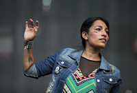 Book Ana Tijoux for your next corporate event, function, or private party.