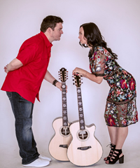 Book Danika & The Jeb for your next corporate event, function, or private party.