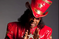 Book Bootsy's Rubber Band for your next corporate event, function, or private party.