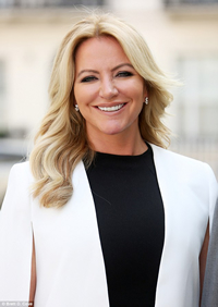 Book Lady Michelle Mone for your next corporate event, function, or private party.