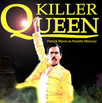 Book Killer Queen for your next corporate event, function, or private party.