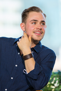 Book Dacre Montgomery for your next corporate event, function, or private party.