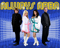 Book ALWAYS ABBA for your next corporate event, function, or private party.