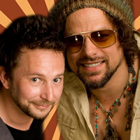 Book Michael Glabicki & Dirk Miller of Rusted Root for your next corporate event, function, or private party.