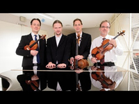 Book Berlin Philharmonic Piano Quartet for your next corporate event, function, or private party.