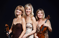 Book Eroica Trio for your next corporate event, function, or private party.