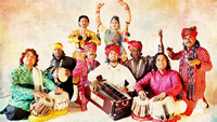Book DHOAD Gypsies of Rajasthan for your next corporate event, function, or private party.
