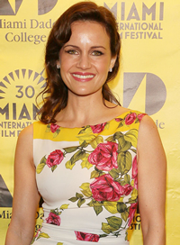 Book Carla Gugino for your next corporate event, function, or private party.