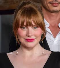 Book Bryce Dallas Howard for your next corporate event, function, or private party.