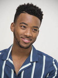 Book Algee Smith for your next corporate event, function, or private party.