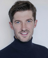 Book Gwilym Lee for your next corporate event, function, or private party.