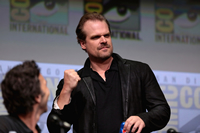 Book David Harbour for your next corporate event, function, or private party.