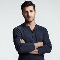 Book David Giuntoli for your next corporate event, function, or private party.