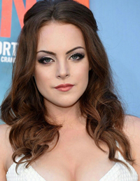 Book Elizabeth Gillies for your next corporate event, function, or private party.