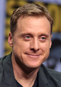 Book Alan Tudyk for your next corporate event, function, or private party.