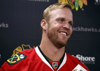 Book Bryan Bickell for your next corporate event, function, or private party.