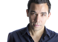 Book Conrad Ricamora for your next corporate event, function, or private party.