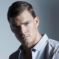 Book Alan Ritchson for your next corporate event, function, or private party.