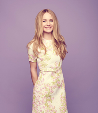 Book Britt Robertson for your next corporate event, function, or private party.