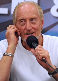 Book Charles Dance for your next corporate event, function, or private party.