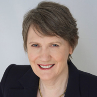 Book Helen Clark for your next corporate event, function, or private party.