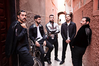 Book Mashrou?? Leila for your next corporate event, function, or private party.