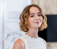 Book Brigette Lundy-Paine for your next corporate event, function, or private party.