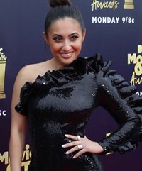 Book Francia Raisa for your next corporate event, function, or private party.