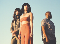 Book Khruangbin for your next corporate event, function, or private party.