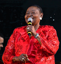 Book Calypso Rose for your next corporate event, function, or private party.