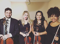 Book Gemini Strings for your next corporate event, function, or private party.