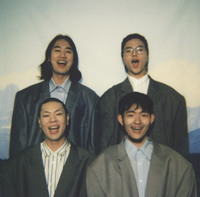 Book HYUKOH for your next corporate event, function, or private party.