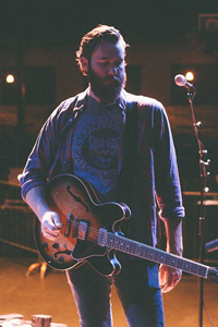 Book John Mark McMillan for your next corporate event, function, or private party.