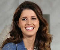 Book Katherine Schwarzenegger for your next corporate event, function, or private party.