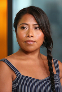 Book Yalitza Aparicio for your next corporate event, function, or private party.