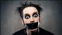 Book Tape Face for your next corporate event, function, or private party.